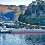 La amenaza de un puerto industrial chino en la bahía de Corral