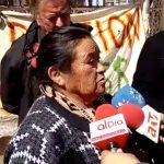 María Cristina Ñanco Huichicoy, mujer Mapuche Lafkenche, luchando por la tierra de su familia