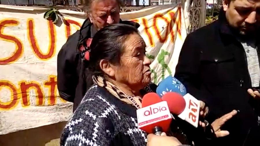 Maria Cristina Ñanco Huichicoi