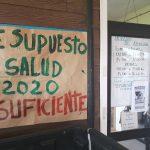 Paro nacional de la CONFUSAM busca mayor financiamiento para el CESFAM de Niebla y la Posta Rural de Curiñanco