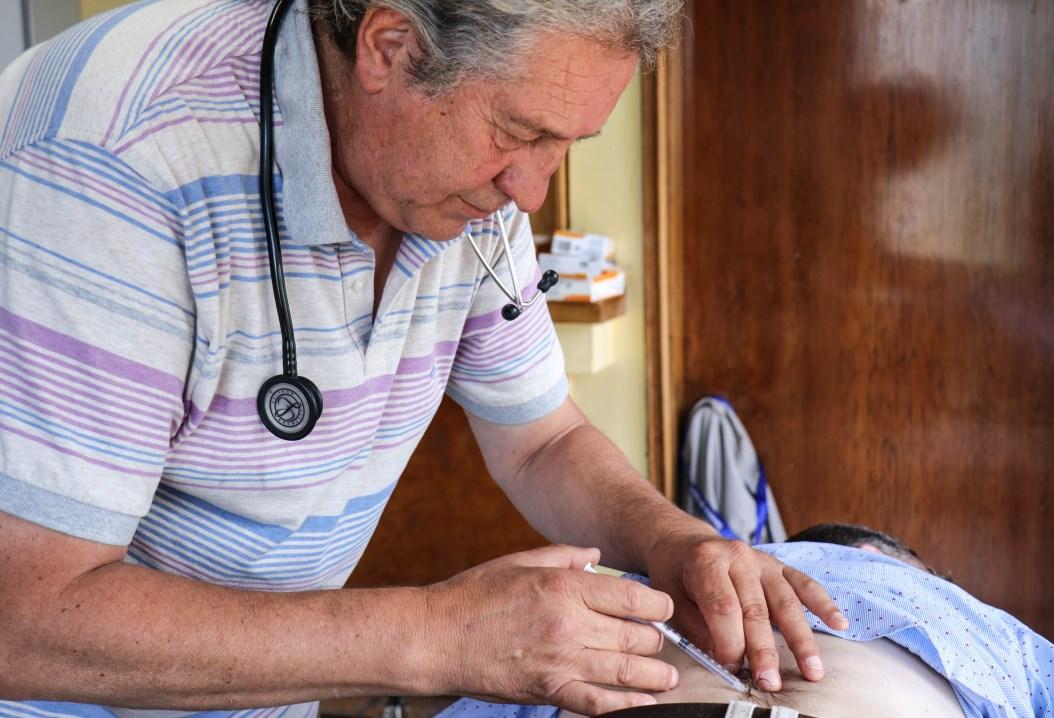 Dr. Jaime Ibacache