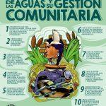 En Día Mundial de La Tierra, presentación Decálogo por los derechos de las aguas y su gestión comunitaria
