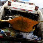 Familiares y trabajadores de camiones de basura denuncian desprotección por caso de trabajador contagiado por Covid 19 en Temuco