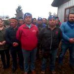 [VIDEO] Violencia Racista en contra del LONGKO Juan Huenuhueque en Kürakawtin