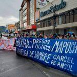 [VIDEO] 93 DIAS Huelga de Hambre: Rodrigo Curipan, vocero PPM Angol, emplaza al Ministro de Justicia