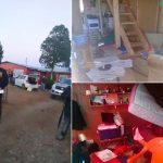 Violento allanamiento a comunidades lafkenche en los sectores de Bonifacio y Las Minas, Valdivia