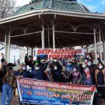 Demandan al Estado por desplazamientos forzados de familias de ex trabajadores y trabajadoras del COFOMAP durante la Dictadura Militar